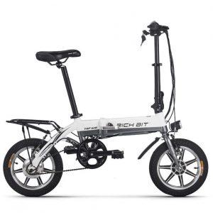 Bicicleta de ciudad plegable con 250 W