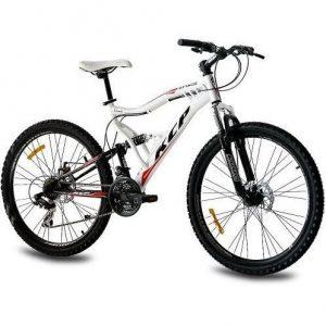 Bicicleta de montaña con velocidades Shimano