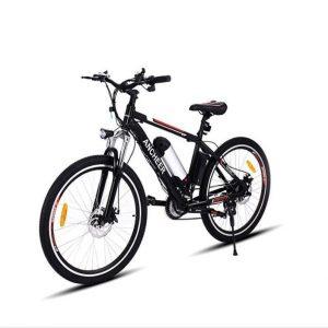 Bicicleta de Montaña Eléctrica Rueda de 26 pulgadas 250W