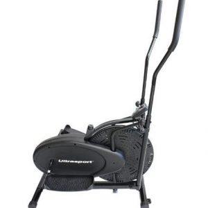 Bicicleta elíptica con regulador de resistencia Ultrasport