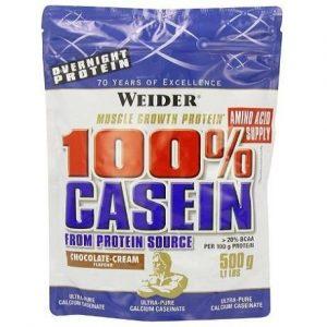 Caseína Wieder con sabor a chocolate