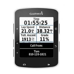 Ciclocomputador con GPS Garmin Edge 520