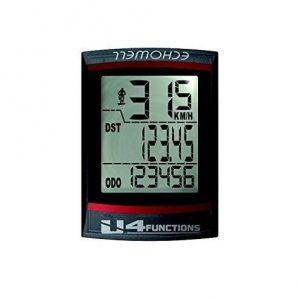 Cuentakilómetros ciclocomputador multifunción para bicicleta