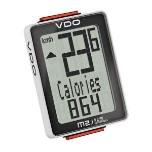 Ciclocomputador VDO M2.1 WL