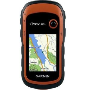 GPS de senderismo con mapas europeos