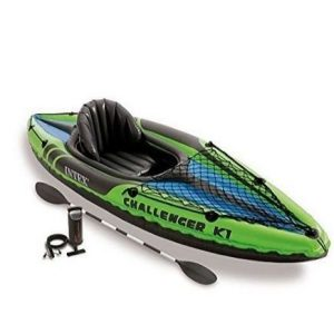Kayak hinchable Intex 1 plaza
