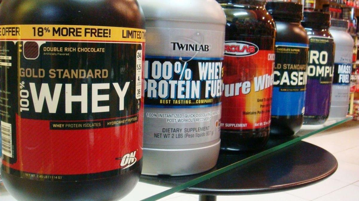 para que nos sirven las proteinas en polvo