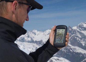 GPS senderismo y de montaña