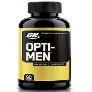 Multivitamínico de 70 ingredientes Optimum