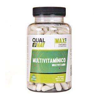Multivitamínico en cápsulas Qual Nat