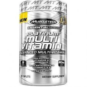 Multivitamínico Muscletech