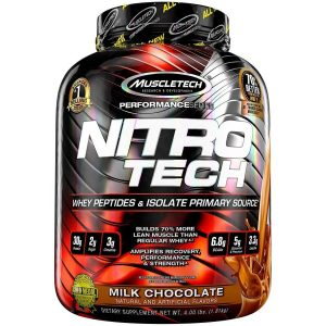 Proteína Nitro Tech Performance Series