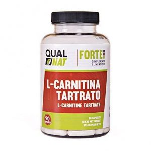 Quemador de grasa con l-carnitina
