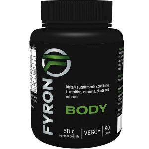 Quemador de grasa FYRON Body Premium