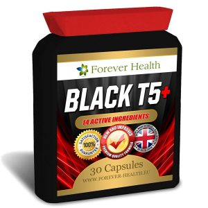Quemador de grasa T5 Negro EXTREMO