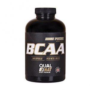 Suplemento deportivo de BCAA para tu entrenamiento