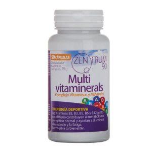 Suplemento deportivo de vitaminas
