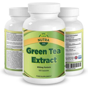 Suplemento para perder peso Extracto Puro de Té verde