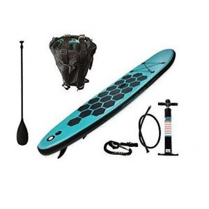 Tabla de Paddle Surf Hinchable Aquaparx