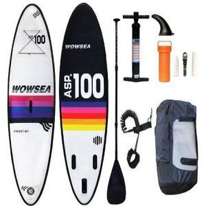 Tabla de Paddle Surf Hinchable Wowsea
