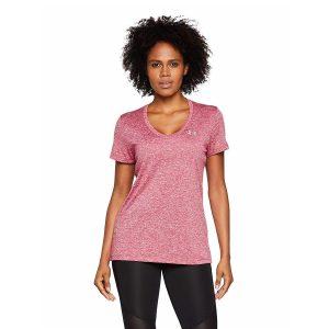 Camiseta técnica para el running femenina