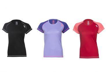 camisetas técnicas para el running
