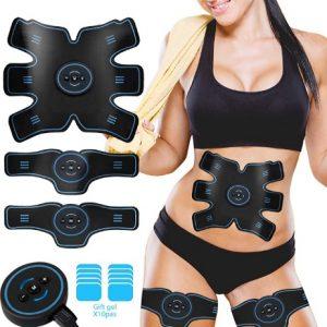 Electroestimulador de abdominales Wadsy