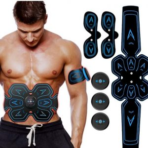 Electroestimulador de abdominales Zhenrog
