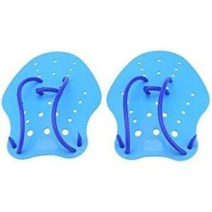 Manoplas para natación en piscina ergonómicas
