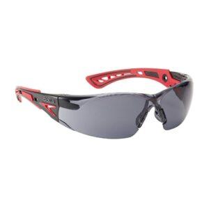 Gafas de sol Bollé de mujer rojas