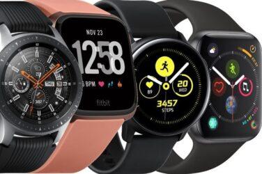 Smartwatches deportivos