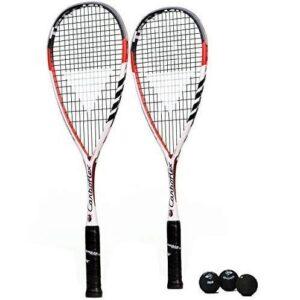 Raqueta squash de tecnifibra