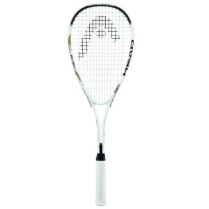 Raqueta squash de titanio