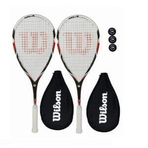 Raqueta squash para iniciarse
