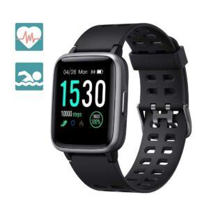 Smartwatch deportivo con asistente