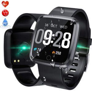 Smartwatch deportivo con múltiples modos