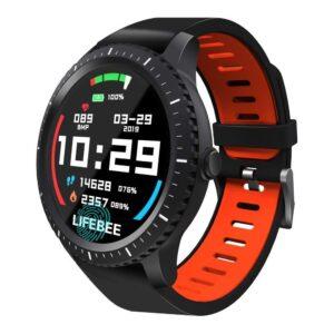 Smartwatch deportivo con pantalla a color