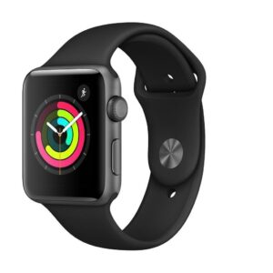 Smartwatch deportivo con sensores eléctricos