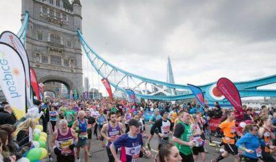 Todo lo que debes saber para correr el Maratón de Londres