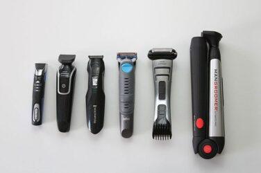 Afeitadoras corporales para hombre