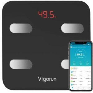 Bascula de bioimpedancia profesional Vigorun