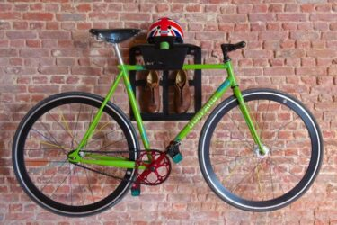 Soportes de bicicleta de pared