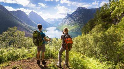 Destinos para hacer viajes de aventura