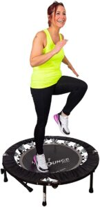 Cama elástica de fitness sin mango