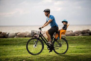 Sillas portabebés para bicicleta