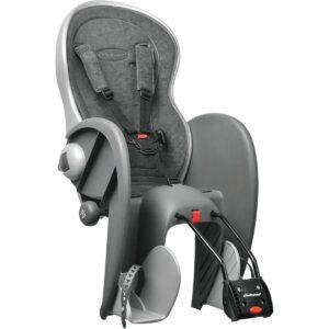 Silla portabebés para bicicleta asiento