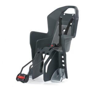 Silla portabebés para bicicleta confortable