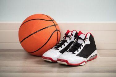Zapatillas de baloncesto de niños