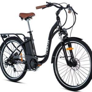 Bicicleta eléctrica Moma de paseo