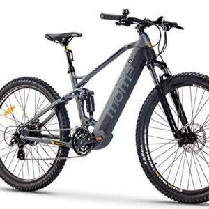 Bicicleta eléctrica Moma E-MTB 29